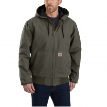 M J130 Washed Duck Active Jac by Carhartt