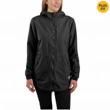OC221 Women's RD Hdd Lghtwght Coat