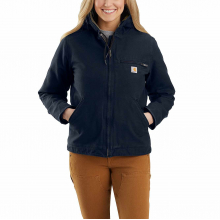 OJ141 Women's Shrpa Lind Hdd Jacket by Carhartt