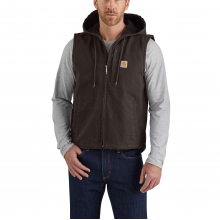 M Washed Duck Knoxville Vest by Carhartt in Fort Collins CO