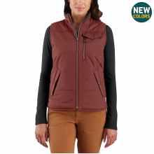 Women's Utility Sherpa Lined Vest by Carhartt
