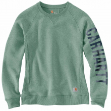 Women's Rlxd Fit Midweight Cnk Graphic Swtsht by Carhartt in Sheridan CO