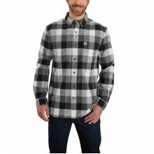 Men's TW448 M RF Rlx Fit Flnl LS Pld Shirt by Carhartt in Lafayette CO