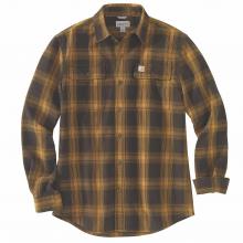 Men's TW451 M Org Fit Flnl LS Pld Shirt by Carhartt