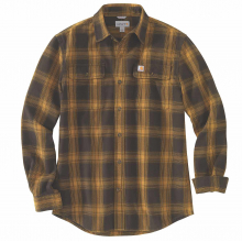 Men's TW451 M Org Fit Flnl LS Pld Shirt by Carhartt in Lafayette CO