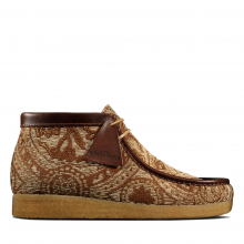 Wallabee Boot by Clarks
