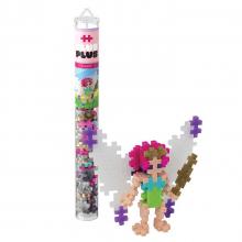 70 pc Tube - Fairy by Plus-Plus