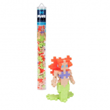 70 pc Tube - Mermaid by Plus-Plus