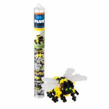 70 pc Tube - Bumble Bee by Plus-Plus