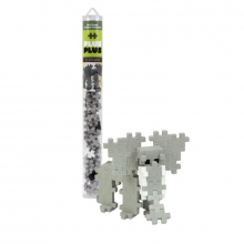 70 pc Tube - Elephant by Plus-Plus