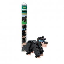 70 pc Tube - Black Bear by Plus-Plus