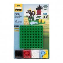 Baseplate Builder - Farm by Plus-Plus