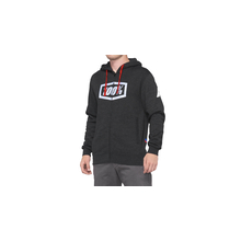Syndicate Hooded Zip Sweatshirt