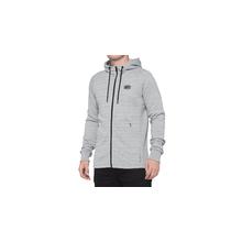 Stratosphere Hooded Zip Tech Fleece by 100percent Brand
