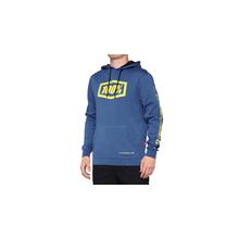 Burst Hooded Pullover Sweatshirt by 100percent Brand
