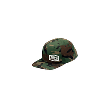 Machine Snapback Hat