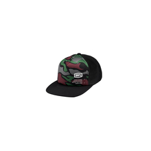 Trooper Youth Trucker Hat by 100percent Brand