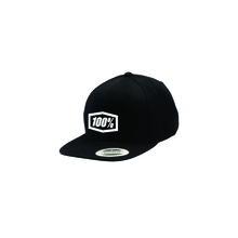 Essential Corpo Youth Snapback Hat by 100percent Brand