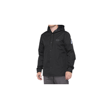 Apache Hooded Snap Jacket by 100percent Brand