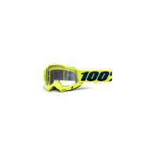 Accuri 2 Goggle Fluo Yellow - Clear Lens