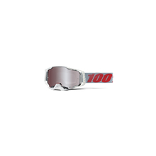 Armega Goggle X-Ray - Hiper Silver Lens by 100percent Brand