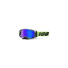 Armega Goggle Uruma - Hiper Blue Lens by 100percent Brand