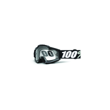 Accuri Enduro Moto Goggle Tornado Clear Dual Lens