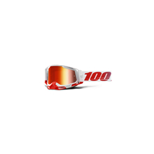 Racecraft 2 Goggle St-Kith - Mirror Red Lens by 100percent Brand