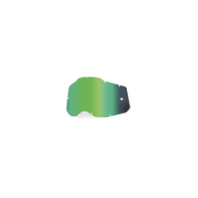 Ac2/St2 Youth Replacement Lens - Mirror Green