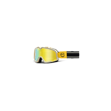 Barstow Goggle See See - Flash Yellow Lens by 100percent Brand