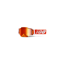 Armega Goggle Regal - Mirror Red Lens by 100percent Brand