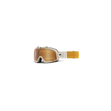 Barstow Goggle Oceanside - Persimmon Lens by 100percent Brand