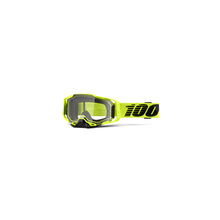 Armega Goggle Nuclear Citrus Clear Lens by 100percent Brand