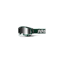 Racecraft 2 Goggle Milori - Mirror Silver Lens