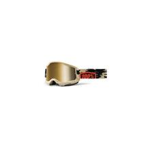 Strata 2 Goggle Kombat - True Gold Lens