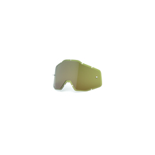 Rc1/Ac1/St1 Replacement Lens Injected Anti-Fog Hd Olive by 100percent Brand