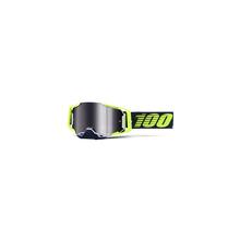 Armega Goggle Deker - Mirror Silver Lens by 100percent Brand