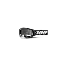 Racecraft 2 Goggle Black - Clear Lens