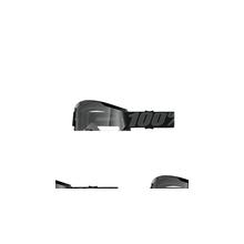 Strata 2 Goggle Black - Clear Lens