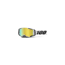 Armega Goggle Atmos - Mirror Gold Lens by 100percent Brand