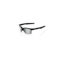 Sportcoupe - Matte Black - Hiper Silver Mirror Lens