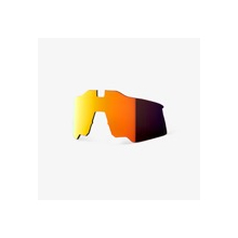Speedcraft Air Replacement Lens - Hiper Red Multilayer Mirror by 100percent Brand