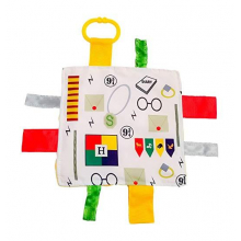 Wizard Magic Fidget Tag Square Baby Jack