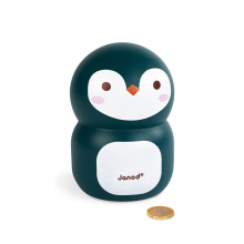 Penguin Moneybox by Janod in Chelan WA