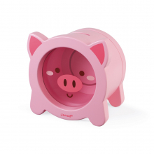 Piggy Moneybox by Janod