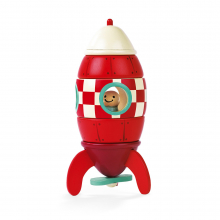 Small Magnetic Rocket by Janod