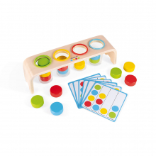 Essentiel - Sorting Colours Game by Janod in Marshfield WI