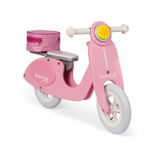 Mademoiselle Pink Scooter Balance Bike by Janod in Chelan WA