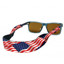 Croakie Xl Usa Flag Ht by Croakies