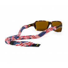 Suiter Poly Usa Flag Ht by Croakies